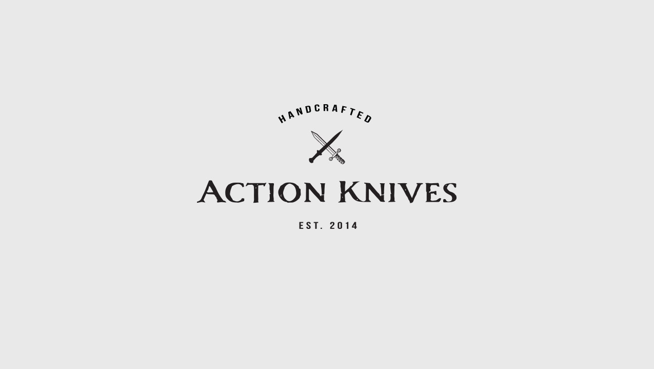 Action Knives Logo