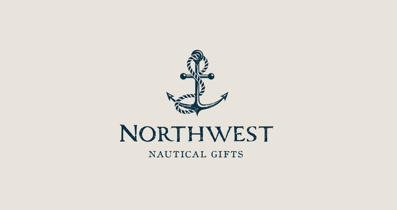 Northwest Nautical Gifts Logo